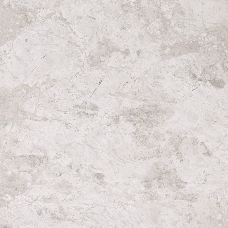 Silver Clouds Polished Marble Tiles