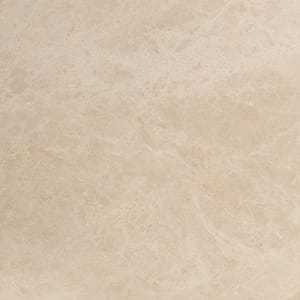 Desert Cream 1/2 Polished Marble Tiles 24x24