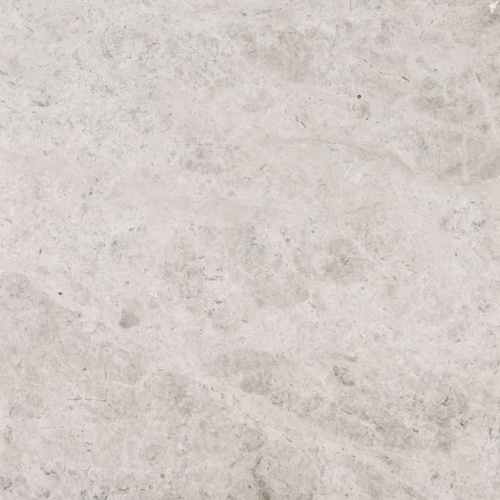 Silver Clouds Polished Marble Tiles 18x18