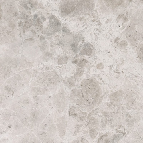 Silver Clouds Polished Marble Tiles 4x4