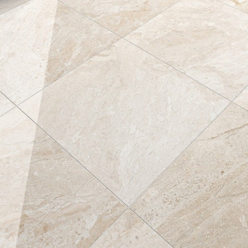 Diana Royal Polished Marble Tiles 24x24