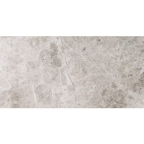 Silver Shadow Polished Marble Tiles 12x24