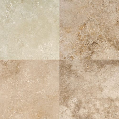 Canyon Honed&filled Travertine Tiles 18x18