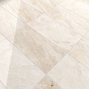 Diana Royal 1/2 Polished Marble Tiles 12x24