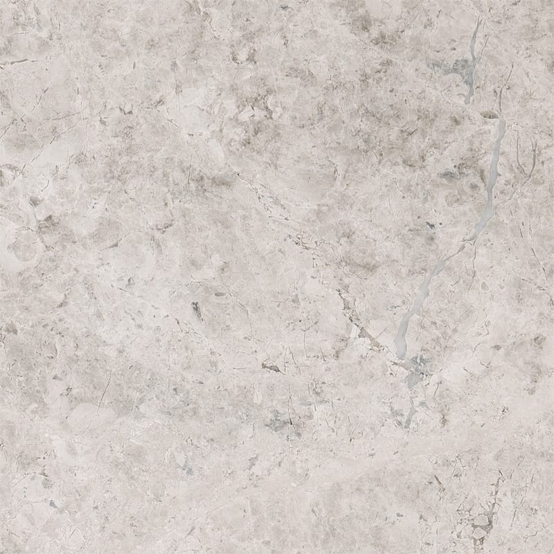 Silver Shadow Honed Marble Tiles 4×4