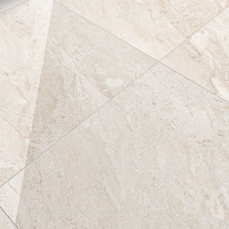 Diana Royal Polished Marble Tiles 36x36 Marble System Inc