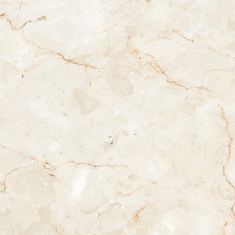 Marfil Polished Marble Tiles 5 1/2×5 1/2