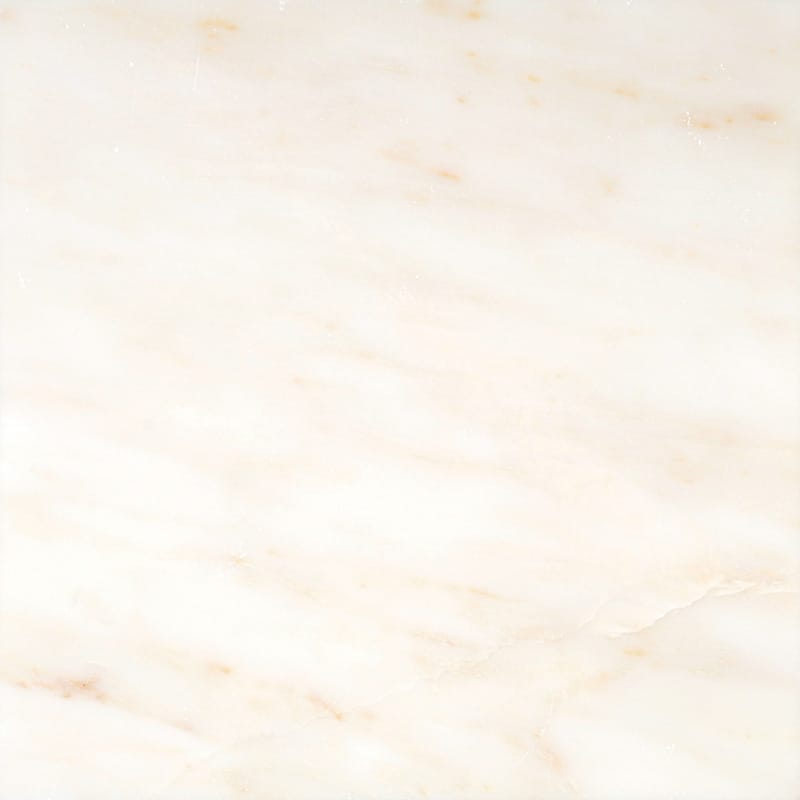 Afyon Sugar Polished Marble Tiles 18x18 Marble System Inc