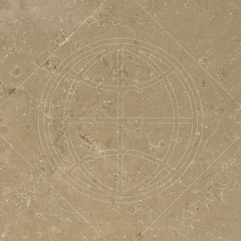 Sable Honed Marble Tiles