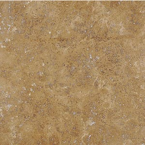 Walnut Dark Honed&filled Travertine Tiles 24x24