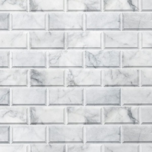 Avenza Honed Subway Marble Tiles 2 3/4x5 1/2