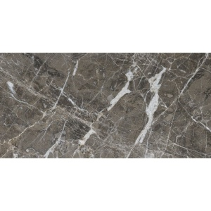 Arctic Gray Polished Marble Tiles 12x24