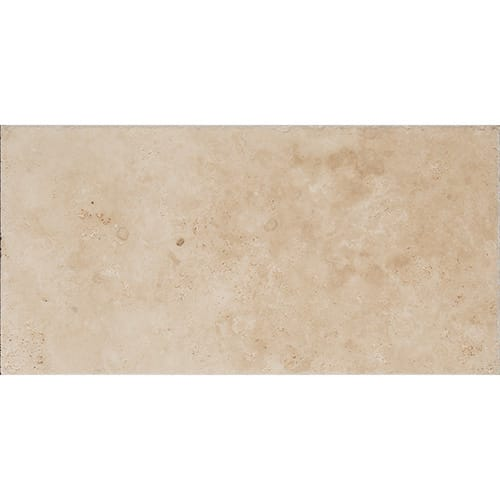 Ivory Unfilled Travertine Tiles 12x24