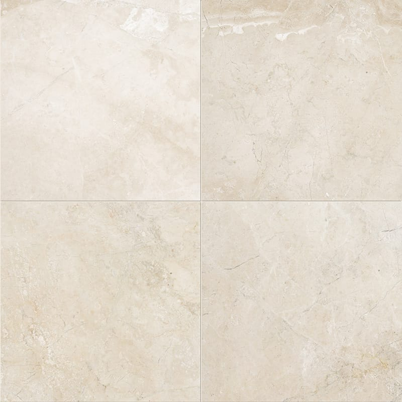 Diana Royal Classic Honed Marble Tiles 18x18 Marble