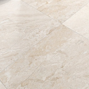 Diana Royal Honed Marble Tiles 36x36