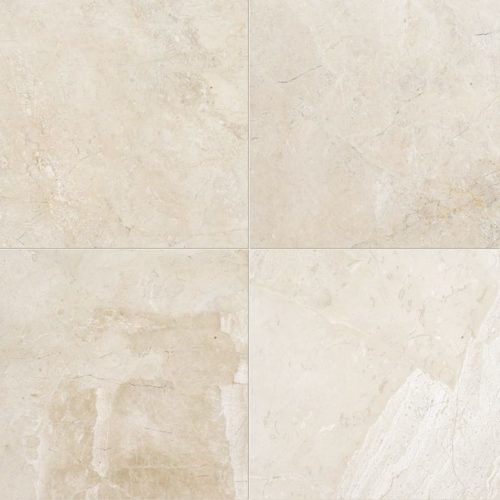 Diana Royal Classic Polished Marble Tiles 12x12