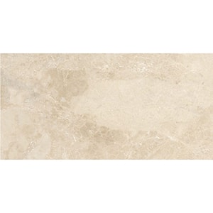 Cappuccino Honed Marble Tiles 24x48