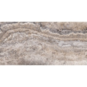 Roman Silver Vein Cut Honed&filled Travertine Tiles 12x24