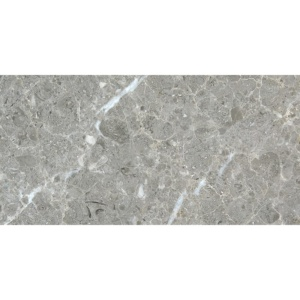 Silver Drop Honed Marble Tiles 12x24