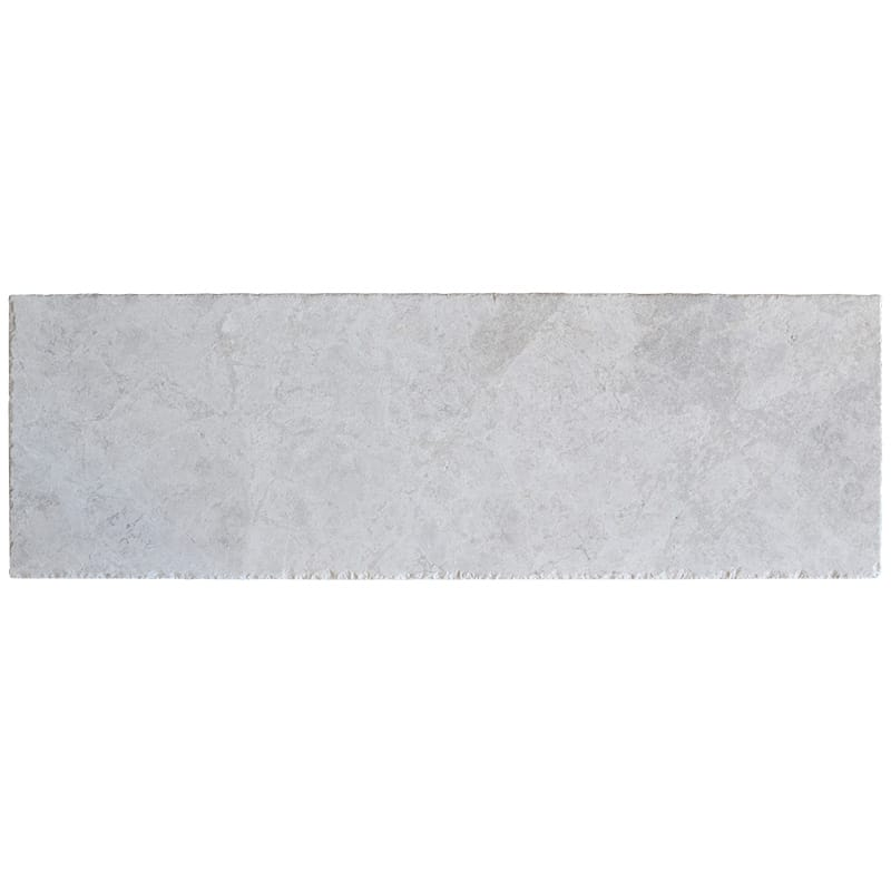 Silver Shadow Pave Antico Marble Tiles 8×24