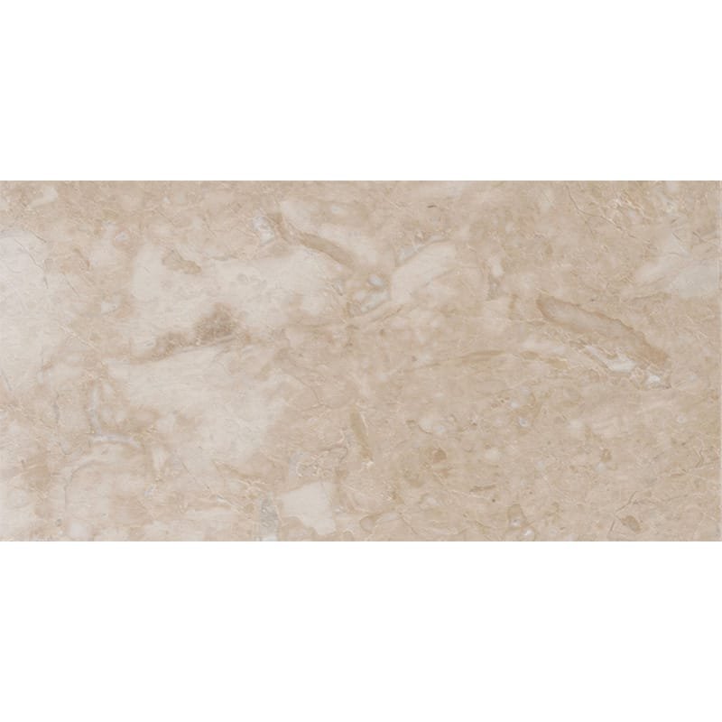Royal Cream Classic Honed Marble Tiles 12×24