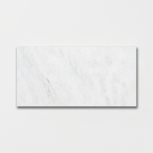 Glacier Honed Marble Tiles 12x24