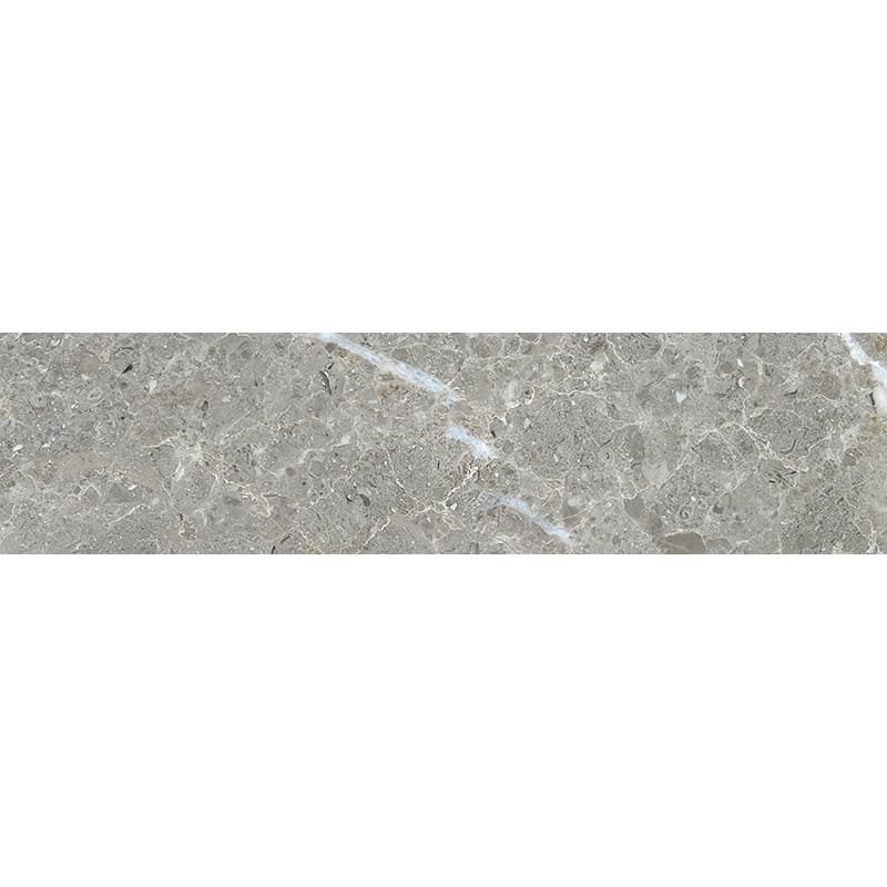 Silver Drop Honed Marble Tiles 6×24