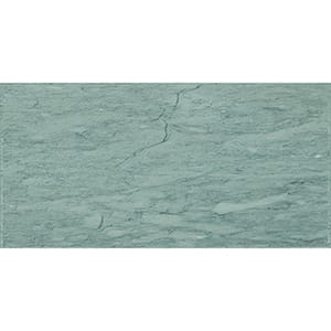 Verde Capri Honed Marble Tiles 6x12