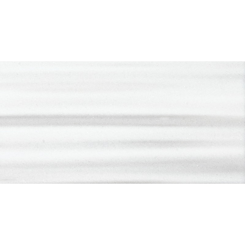 Frost White Polished Marble Tiles 18×36