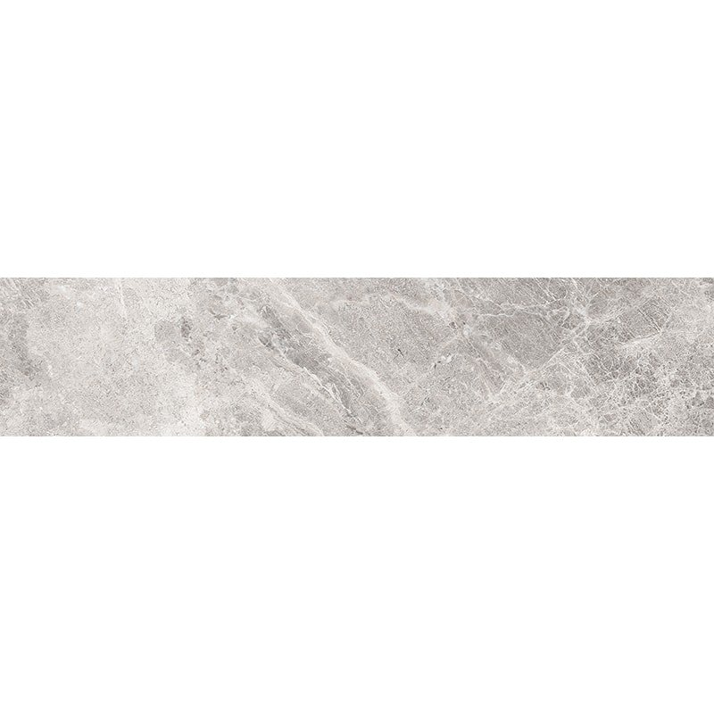 Fusion Gray Polished Marble Tiles 8×36