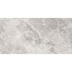 Fusion Gray Polished Marble Tiles 18x36