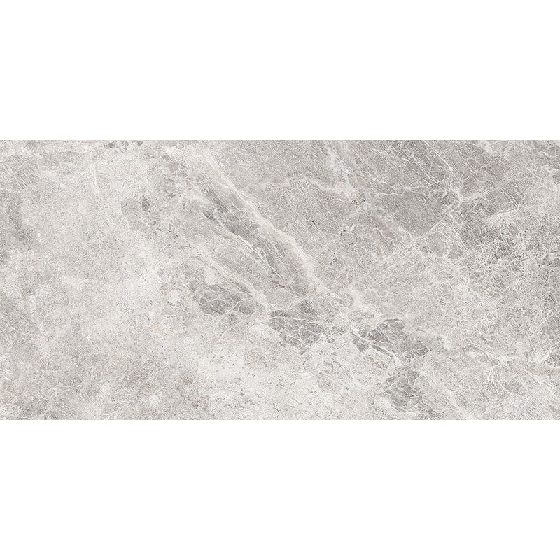 Fusion Gray Polished Marble Tiles 18×36