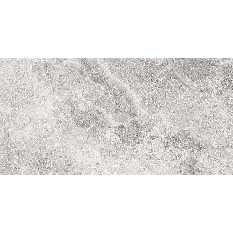 Fusion Gray Polished Marble Tiles 24×48