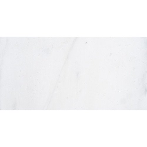 Opium White Polished Marble Tiles 12x24
