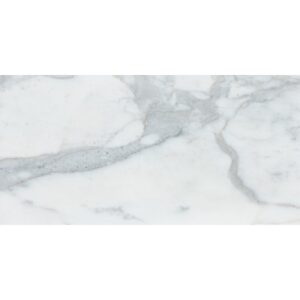 Calacatta Gold Royal Polished Marble Tiles 2 3/4x5 1/2