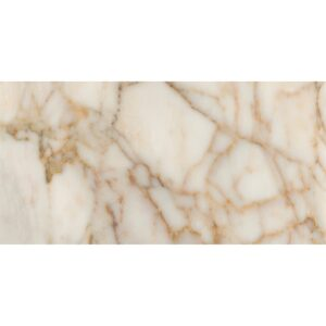 Afyon Gold Polished Marble Tiles 12x24