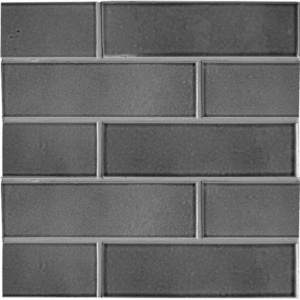 Perfect Storm Gloss Ceramic Tiles 2 1/8x7 1/2