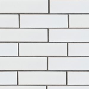 Eggshell Gloss Ceramic Tiles 2 5/8x9 5/8