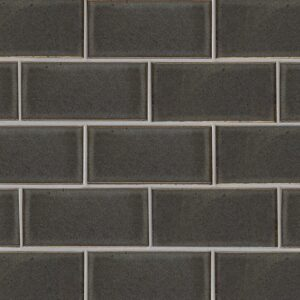 Musk Semi Gloss Ceramic Tiles 3 5/8x7 5/8