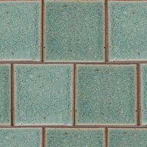 Weathered Jean Leather Ceramic Tiles 7 5/8x7 5/8