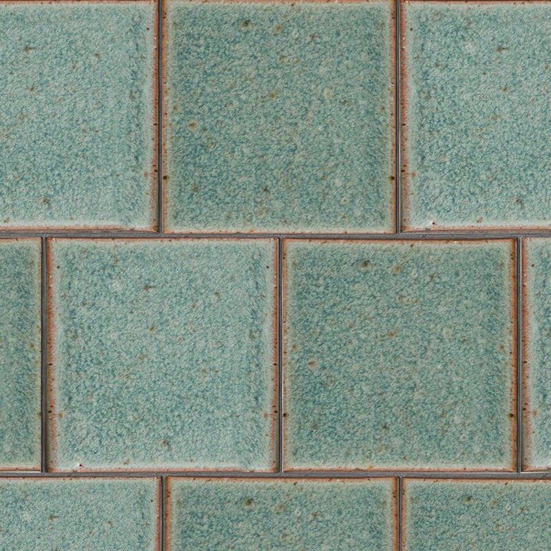 Weathered Jean Leather Ceramic Tiles 7 5/8×7 5/8