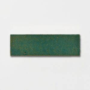 Joy Green Plain Ceramic Tiles 2 1/4x7 3/8
