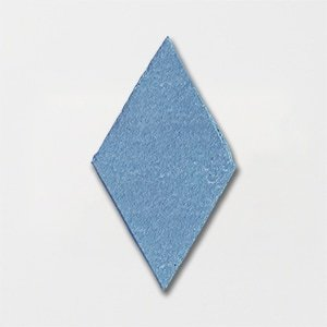 Hudson Blue Plain Harlequin Ceramic Tiles 4 1/2x7 1/2