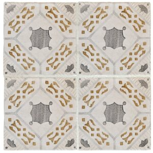 Taormina Classic Glazed Ceramic Decorative 8x8
