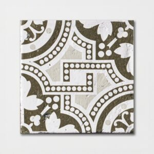 Palena 4 Square 1/2 Glazed Terracotta Tiles 6x6