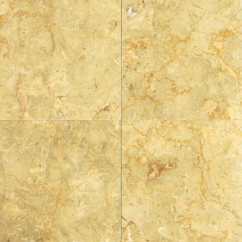 Sahara Gold Polished Marble Tiles