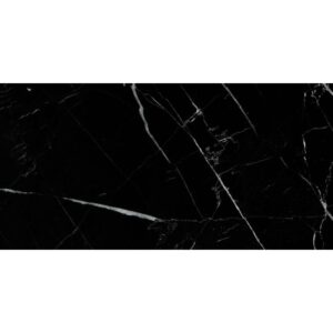 Black Polished Marble Tiles 2 3/4x5 1/2