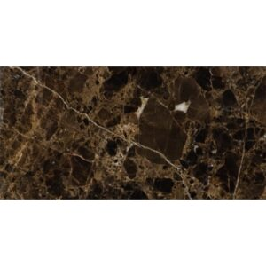 Emperador Dark Polished Marble Tiles 2 3/4x5 1/2