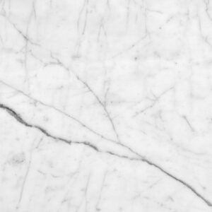 White Carrara C Polished Marble Tiles 12x12