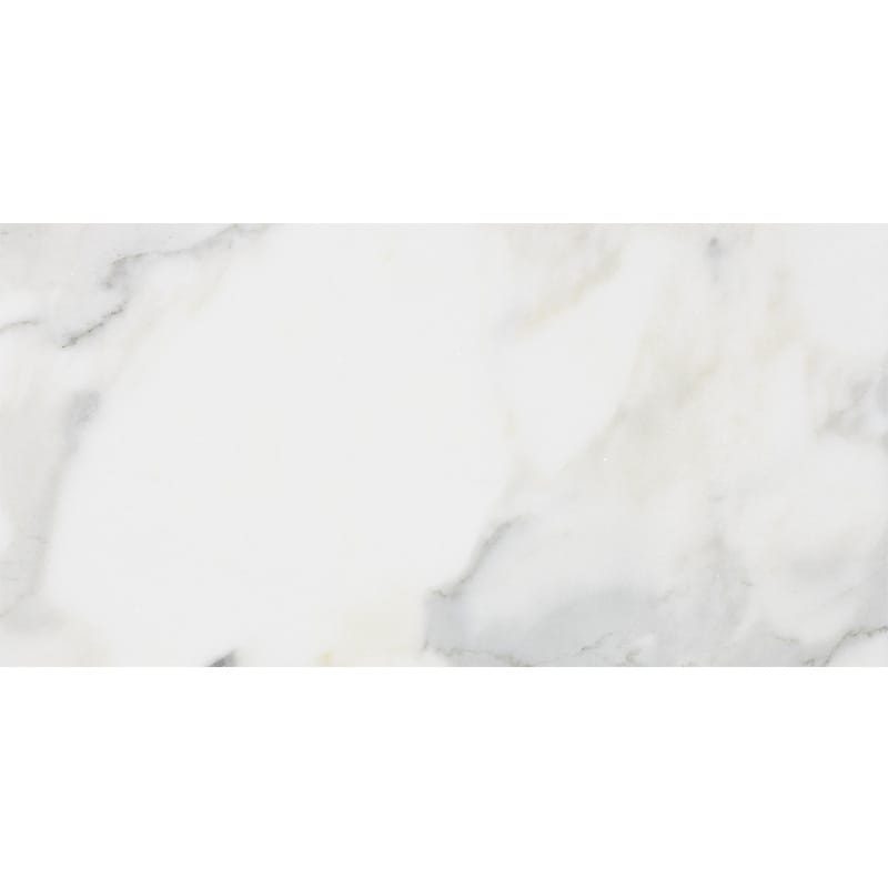 Calacatta Gold Honed Marble Tiles 12x24